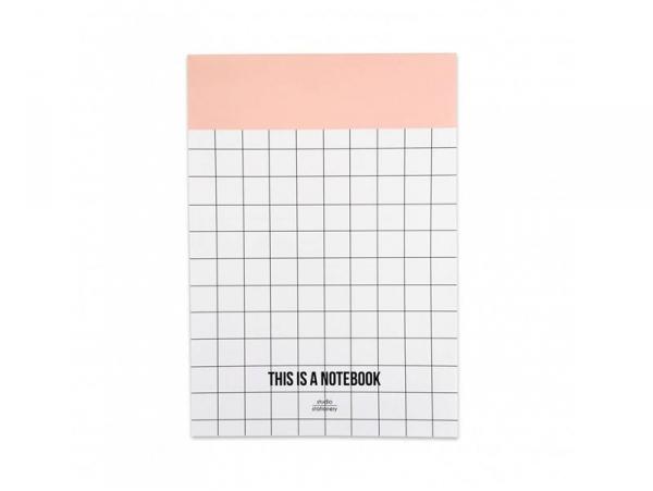 Carnet ligné - My pink book