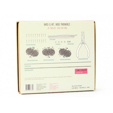 Acheter MKMI - Kit Mon collier plastron - 16,99€ en ligne sur La Petite Epicerie - Loisirs créatifs
