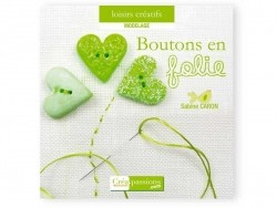 "French book "" Boutons en folie"""