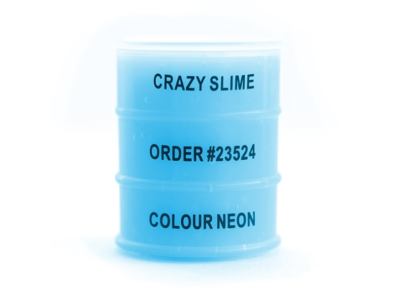 Acheter Petite boîte / mini baril de slime - bleu fluo - 4,19€ en ligne sur La Petite Epicerie - 100% Loisirs créatifs