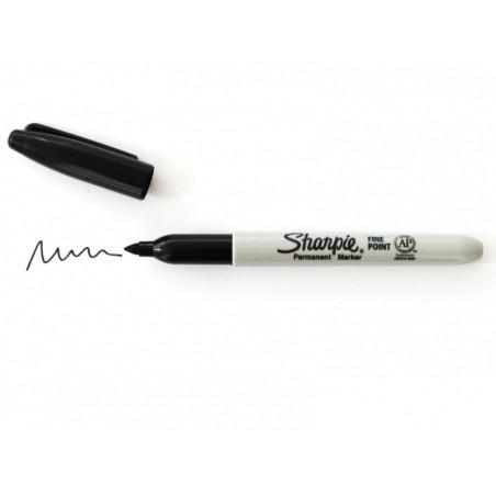 Acheter Feutre marqueur permanent Sharpie pointe fine - noir - 1,99€ en ligne sur La Petite Epicerie - Loisirs créatifs