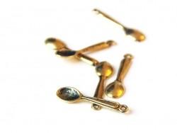 Acheter 1 Petite cuillère couleur or - 0,39€ en ligne sur La Petite Epicerie - 100% Loisirs créatifs