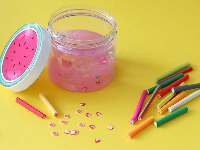 Kit complet - le Fruity slime