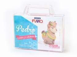 Acheter Kit Fimo - Malette Pedro le lama - figurine à modeler - 13,99€ en ligne sur La Petite Epicerie - 100% Loisirs créatifs