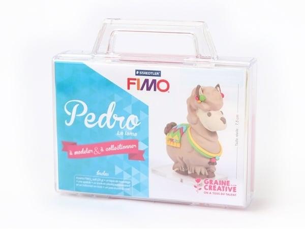 Acheter Kit Fimo - Malette Pedro le lama - figurine à modeler - 13,99€ en ligne sur La Petite Epicerie - Loisirs créatifs