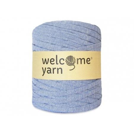 Acheter Grande bobine de fil trapilho - tweed bleu - 7,90€ en ligne sur La Petite Epicerie - Loisirs créatifs