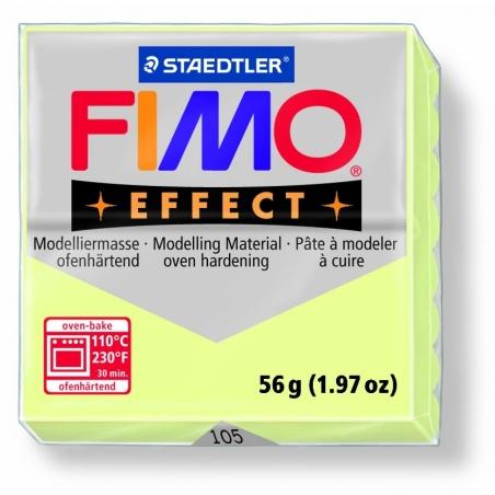 Acheter Pâte Fimo EFFECT Vanille 105 - 1,99€ en ligne sur La Petite Epicerie - 100% Loisirs créatifs