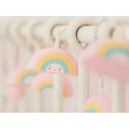 Acheter Guirlande veilleuse lumineuse - arc-en-ciel - 17,99€ en ligne sur La Petite Epicerie - Loisirs créatifs
