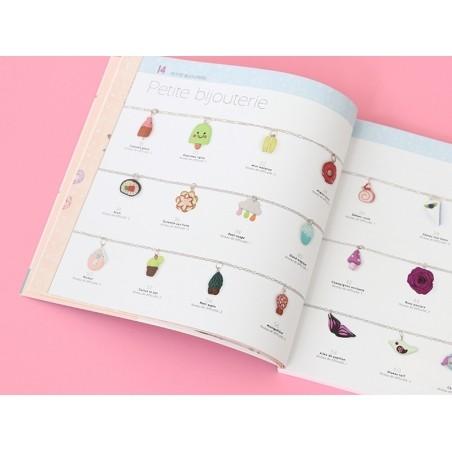 Livre Comment fabriquer ses bijoux en pâte polymère - Jessica Sharpe Marabout - 3