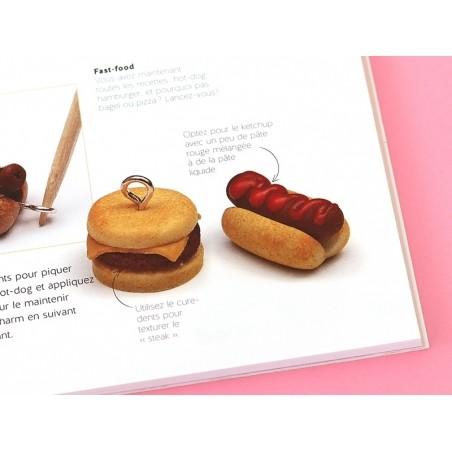 Livre Comment fabriquer ses bijoux en pâte polymère - Jessica Sharpe Marabout - 6