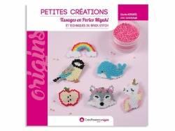 Livre Petites créations en perles miyuki de Lovely Youpi
