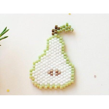 Livre Petites créations en perles miyuki de Lovelyoupi  - 5