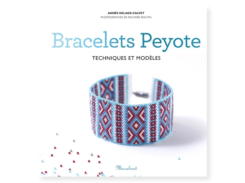 fabrication habile en stock plus grand choix de Acheter Livre Bracelets Peyote - livre soldé