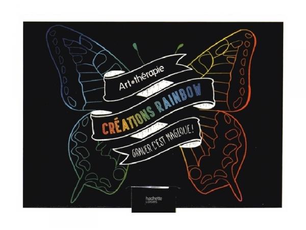 Acheter Mini coffret cartes à gratter - créations rainbow - 6,50€ en ligne sur La Petite Epicerie - 100% Loisirs créatifs