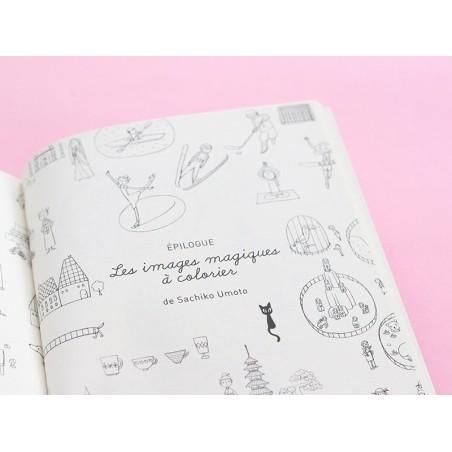 Livre Apprenons à colorier - Sachiko Umoto Marabout - 3