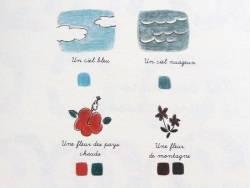 Livre Apprenons à colorier - Sachiko Umoto Marabout - 5