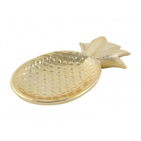 Acheter Vide-poche ananas doré - 10,49€ en ligne sur La Petite Epicerie - 100% Loisirs créatifs