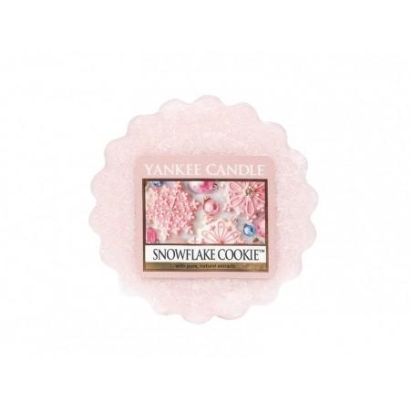 Acheter Bougie Yankee Candle - Snowflake cookie / Flocon sucré - Tartelette de cire - 2,29€ en ligne sur La Petite Epicerie ...