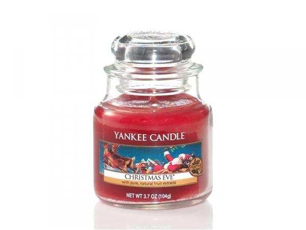 Acheter Bougie Yankee Candle - Christmas Eve / Réveillon de Noël - Petite jarre - 11,89€ en ligne sur La Petite Epicerie - L...