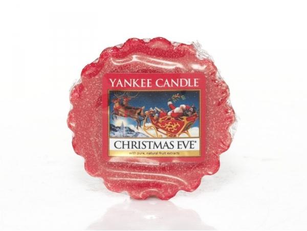 Acheter Bougie Yankee Candle - Christmas Eve / Réveillon de Noël - Tartelette de cire - 2,29€ en ligne sur La Petite Epiceri...