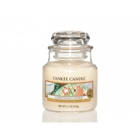 Acheter Bougie Yankee Candle - Christmas cookie / Cookie de Noël - Petite jarre - 11,89€ en ligne sur La Petite Epicerie - L...
