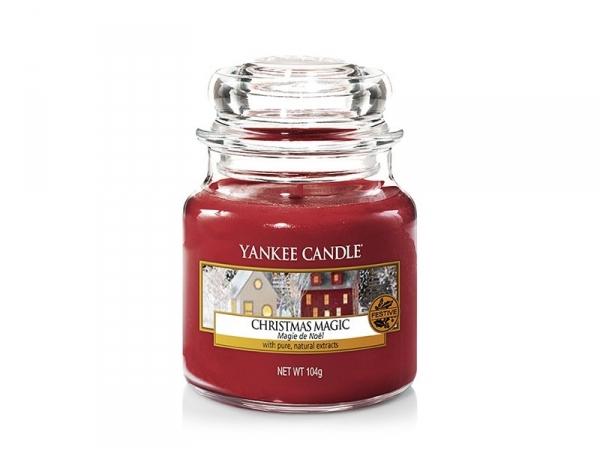 YANKEE CANDLE Bougie parfum/ée /à la Vanille en Pot Cr/ème 104 g