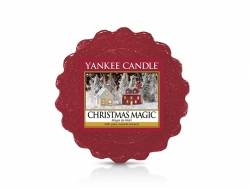 Bougie Yankee Candle - Christmas Magic / Magie de Noël - Tartelette de cire Yankee Candle - 1
