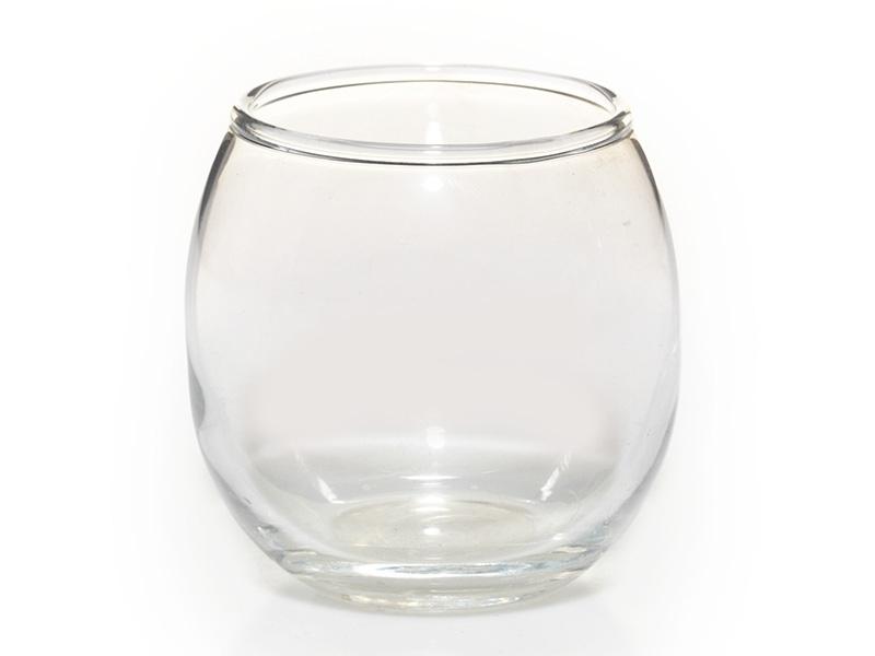 Acheter Verre pour bougie votive - Roly poly - 2,99€ en ligne sur La Petite Epicerie - 100% Loisirs créatifs