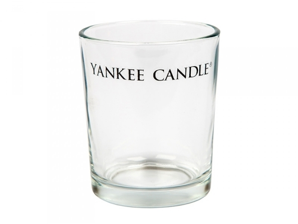 Verre transparent photophore pour bougie Yankee Candle votive Yankee Candle - 1