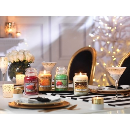 Acheter Bougie Yankee Candle - Macaron treats / Macarons gourmands - Bougie votive - 2,69€ en ligne sur La Petite Epicerie -...