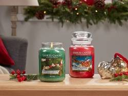 Bougie Yankee Candle -  Christmas Eve / Réveillon de Noël - Bougie votive