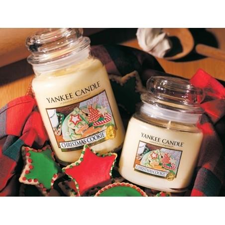 Acheter Bougie Yankee Candle - Christmas cookie / Cookie de Noël - Bougie votive - 2,69€ en ligne sur La Petite Epicerie - 1...