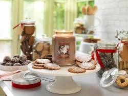 Bougie Yankee Candle -  Iced Gingerbread / Pain d'épices et sucre glace - Bougie votive