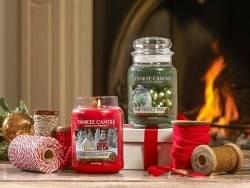 Bougie Yankee Candle - Christmas Magic / Magie de Noël - Bougie votive