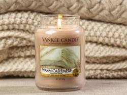 Bougie Yankee Candle - Warm cashmere / Cachemire délicat - Bougie votive