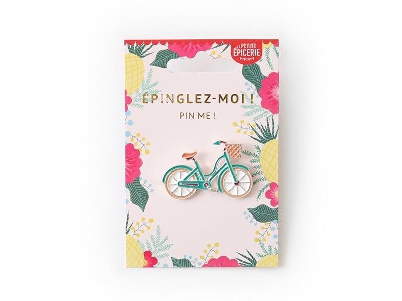 Acheter Broche pin's émaillé vélo - 4,99€ en ligne sur La Petite Epicerie - 100% Loisirs créatifs