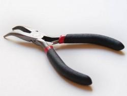 Flat-nose pliers - tweezers
