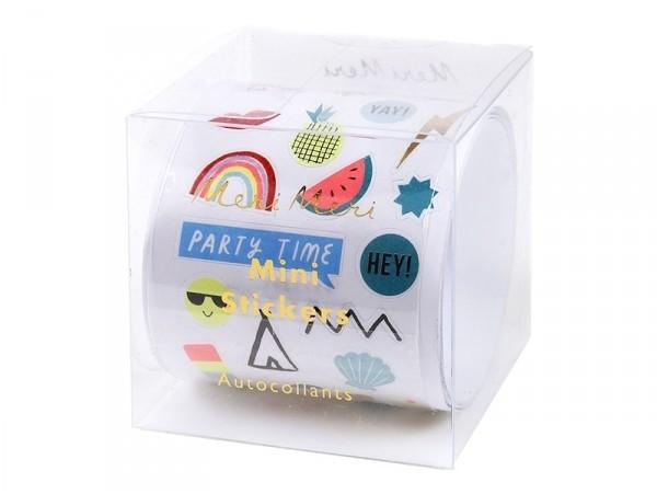 plus de 500 mini stickers fun et pop pour d corer son agenda et sa papeterie. Black Bedroom Furniture Sets. Home Design Ideas