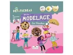"""Livre """"Les petits créas font du modelage"""" de Madame Patachou Créapassions - 1"""