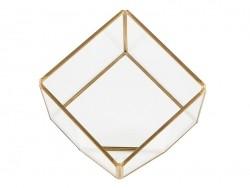 Cubic terrarium