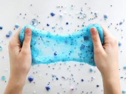 Kit complet - le blue diamond slime