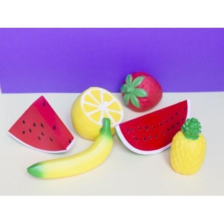 Acheter Gros squishy fraise - anti stress mignon - 8,99€ en ligne sur La Petite Epicerie - Loisirs créatifs