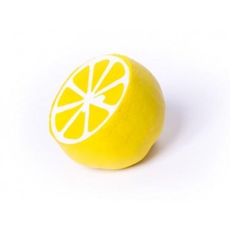 Très gros squishy demi citron -  anti stress  - 3