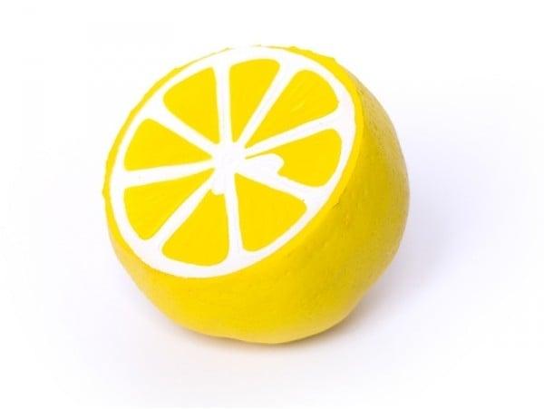Très gros squishy demi citron -  anti stress  - 1