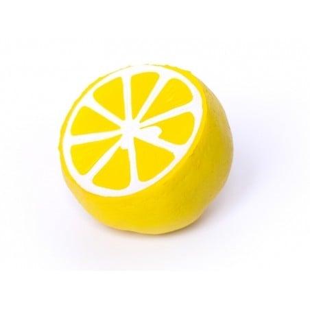 Acheter Très gros squishy demi citron - anti stress - 5,99€ en ligne sur La Petite Epicerie - 100% Loisirs créatifs