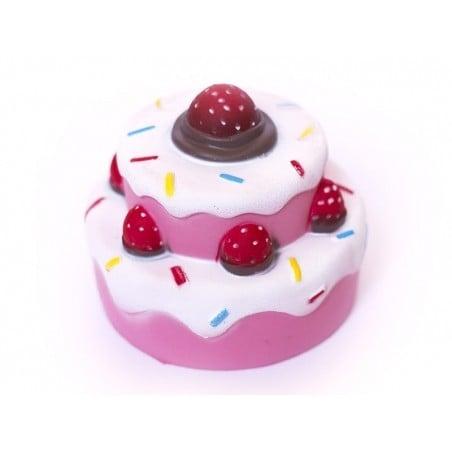 Acheter Squishy gros gateau / pièce montée à la fraise - anti stress - 14,99€ en ligne sur La Petite Epicerie - Loisirs créa...