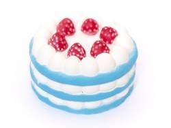 Acheter Squishy charlotte aux fraises - bleu - anti stress - 12,99€ en ligne sur La Petite Epicerie - Loisirs créatifs