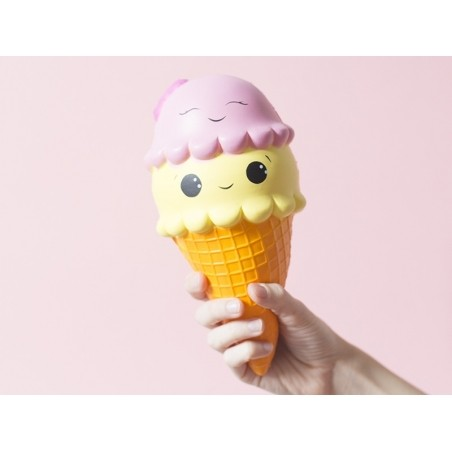 Très gros squishy glace kawaii -  anti stress  - 2