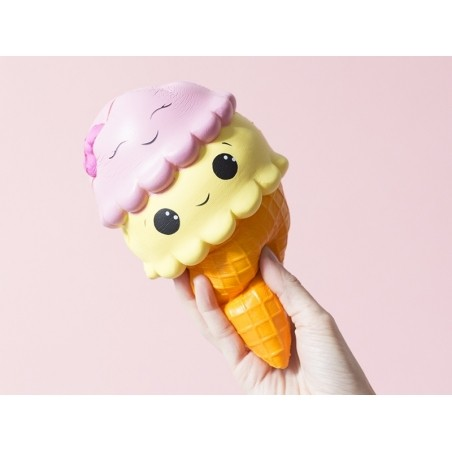 Très gros squishy glace kawaii -  anti stress  - 4