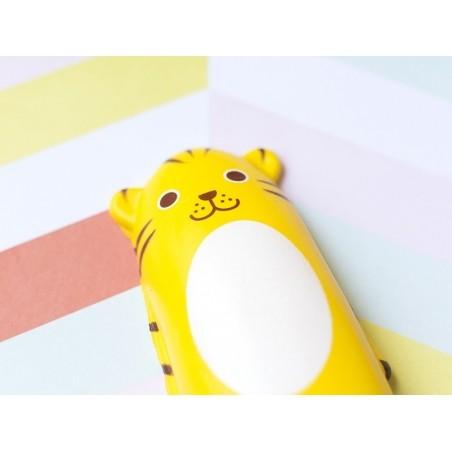 Repose poignet squishy tigre kawaii  -  anti stress  - 4